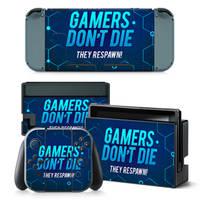 Nintendo Switch skin Gamers