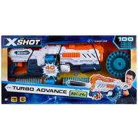 Zuru X-Shot Turbo Advance blaster