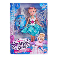 Sparkle Girlz Winter Princess Deluxe set