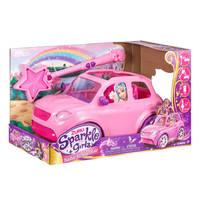 Op afstand bestuurbare Sparkle Girlz auto