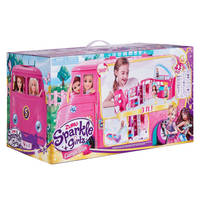 Sparkle Girlz Retro camper