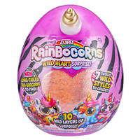 RAINBOCORNS-PLUSH-SERIES 3 SEQUIN SURPR