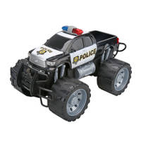 FRICTION CROSS COUNTRY POLICE