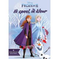 Disney Frozen 2 ik speel ik kleur