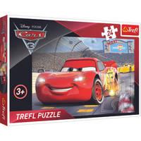 Disney Cars maxipuzzel - 24 stukjes