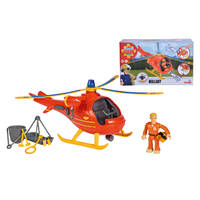 SAM HELICOPTER WALLABY INCL. FIGUUR