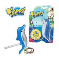 FLIPPY THE MAGIC DOLPHIN