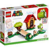 LEGO Super Mario uitbreidingsset Mario's huis & Yoshi 71367