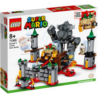 LEGO Super Mario uitbreidingsset eindbaasgevecht op Bowsers kasteel 71369