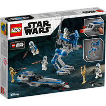 LEGO SW 75280 501ST LEGION CLONETROOPERS