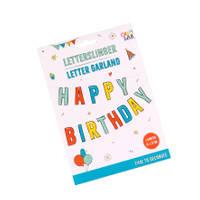 Letterslinger party