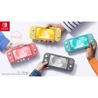 HDH HW SWITCH LITE CORAL