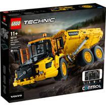 LEGO Technic Volvo 6 x 6 truck met kieptrailer 42114