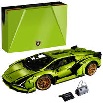 LEGO Technic Lamborghini Sian 42115