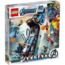 LEGO Marvel Super Heroes Avengers torengevecht 76166
