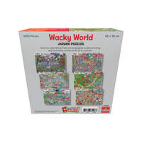WACKY WORLD KID'S PLAYGROUND