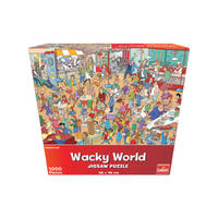 WACKY WORLD LUNCHROOM