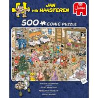 JVH NEW YEAR CELEBRATION! 500PCS
