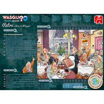 WASGIJ RETRO MYSTERY 4 1000PCS