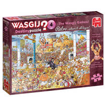 WASGIJ RETRO DESTINY 4 1000PCS