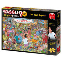 WASGIJ ORIGINAL 35 1000PCS