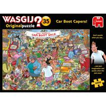 Jumbo Wasgij Original 35 puzzel Vlooienmarkt - 1000 stukjes