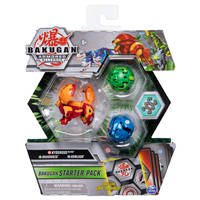 BAKUGAN - STARTER 3 PACK SEASON 2.0