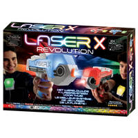 Laser X Revolution Double Set