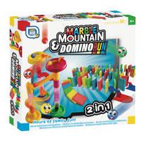 Marble Mountain + Domino Race 2-in-1 spel