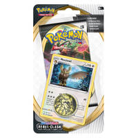 Pokémon TCG Sword & Shield Rebel Clash checklane blister Noctowl