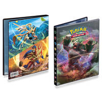 Pokémon Sword & Shield Rebel Clash 4-pocket portfolio