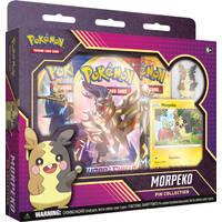 Pokémon TCG Morpeko Pin Collection