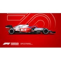 XONE F1 2020 - F1 SEVENTY EDITION