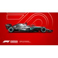 PS4 F1 2020 - F1 SCHUMACHER