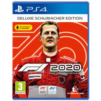 PS4 F1 2020 Deluxe Schumacher Edition