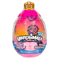 HHATCHIMALS EGGS7 SECRET SURPRISE #PETOB