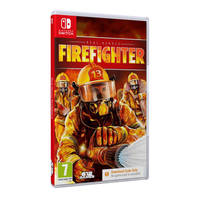 Nintendo Switch Real Heroes: Firefighter - code in a box