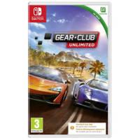 Nintendo Switch Gear.Club Unlimited - code in a box