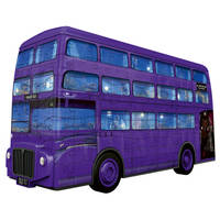 HARRY POTTER BUS 3D PUZZEL