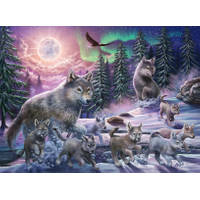 PUZZEL WOLVEN 150ST