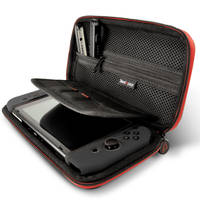 STEELPLAY PROTECTION CASE BLACK - SWITCH