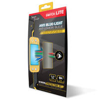 Nintendo Switch Lite Steelplay ​Screen Protection Kit 9H Anti Blue Light