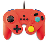 STEELPLAY WIRED NEO RETRO CONTROLLER RED