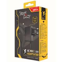 Steelplay AC adapter voor Nintendo Switch