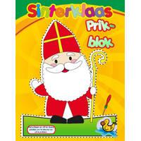 Sinterklaas prikblok A5 set 3-delig