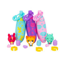 BABY BANANAS - BUNCHES ASS- BLUE-PURPLE-