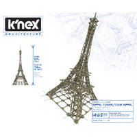 K'NEX ARCHITECTURE: EIFFEL TOWER