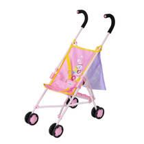 BABY born poppenwandelwagen met tas