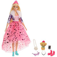 Barbie prinses avonturen luxe prinses pop