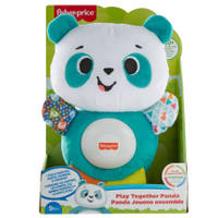 Fisher-Price Linkimals samenspelen panda